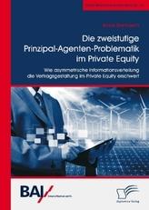 Die zweistufige Prinzipal-Agenten-Problematik im Private Equity. Wie asymmetrische Informationsverteilung die Vertragsgestaltung