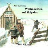 Weihnachten auf Skipalon, 1 Audio-CD