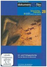 Ur- und Frühgeschichte, DVD