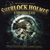 Sherlock Holmes Chronicles - Die Zeitmaschine, 2 Audio-CDs