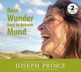 Dein Wunder liegt in deinem Mund, 1 Audio-CD