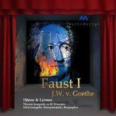 Johann Wolfgang von Goethe 'Faust I', Audio-CD