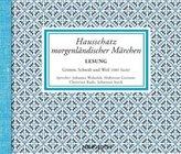 Hausschatz morgenländischer Märchen, 4 Audio-CDs