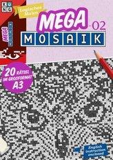 Mega-Mosaik 02, 20 Teile