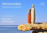 Ahnenmedizin und Seelenhomöopathie, 108 Karten mit Begleitbuch