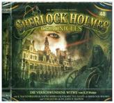 Sherlock Holmes Chronicles - Die schwarze Witwe, Audio-CD