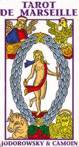 Tarot de Marseille, Tarotkarten, Casual Edition