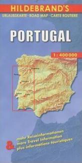 Hildebrand's Urlaubskarte Portugal
