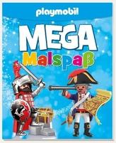 Playmobil Mega Malspaß (Jungen)