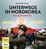 Unterwegs in Nordkorea, 1 Audio-CD
