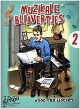 Muzikale Blijvertjes, Piano, Vocal and Guitar. Vol.2