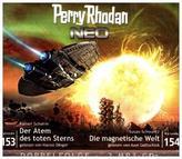 Perry Rhodan NEO - Der Atem des toten Sterns / Die magnetische Welt, 1 MP3-CD