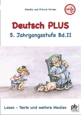 Deutsch PLUS 5. Jahrgangsstufe. Bd.2