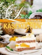 Landfrauen Backstube - Käsekuchen