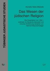 Das Wesen der jüdischen Religion
