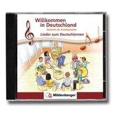 Lieder zum Deutschlernen, 1 Audio-CD