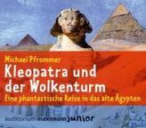 Kleopatra und der Wolkenturm, 2 Audio-CDs