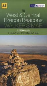 West & Central Brecon Beacons