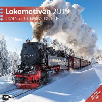 Lokomotiven 2019