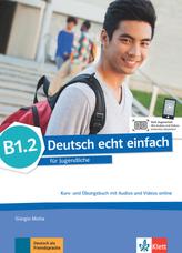 B1.2 - Kurs- und Übungsbuch mit Audios und Videos online