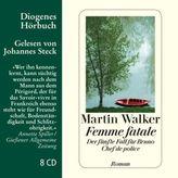 Femme fatale, 8 Audio-CDs
