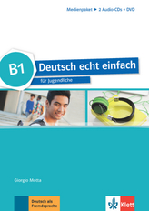B1 - Medienpaket, 2 Audio-CDs + DVD