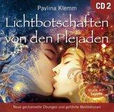Lichtbotschaften von den Plejaden, 1 Audio-CD