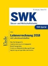 Lohnverrechnung 2018 mit Lohnsteuertabellen (f. Österreich)