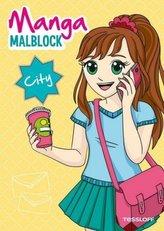 Manga-Malblock City