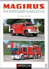 Magirus Feuerwehrfahrzeuge. Bd.2