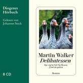Delikatessen, 8 Audio-CDs