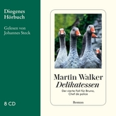 Delikatessen, 8 Audio-CDs