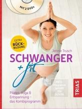 Schwanger + fit, 2 DVDs