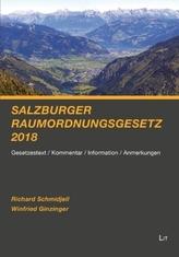 Salzburger Raumordnungsgesetz 2018