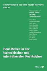 Hans Kelsen in der tschechischen und internationalen Rechtslehre
