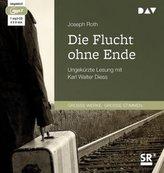 Die Flucht ohne Ende, 1 MP3-CD