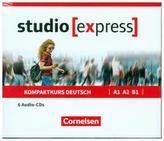 A1-B1 - Audio-CDs zur Übungsgrammatik im wav-Format
