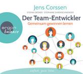 Der Team-Entwickler, 4 Audio-CDs