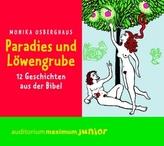 Paradies und Löwengrube, 1 Audio-CD