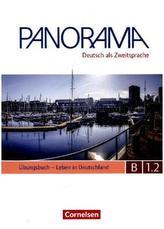 Leben in Deutschland, Übungsbuch DaZ, m. Audio-CD. Tl.2