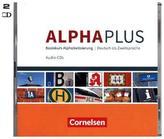 Basiskurs Alphabetisierung, Audio-CDs zum Kursbuch im wav-Format