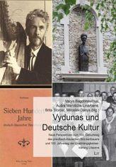 Vydunas und Deutsche Kultur