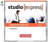 Kompaktkurs Deutsch - A1, 2 Audio CDs