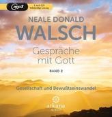 Gespräche mit Gott. Tl.2, 1 MP3-CD