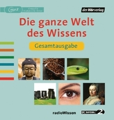 Die ganze Welt des Wissens Gesamtausgabe, 6 MP3-CDs