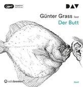 Der Butt, 3 MP3-CDs