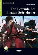 Die Legende des Piraten Störtebeker, m. Audio-CD
