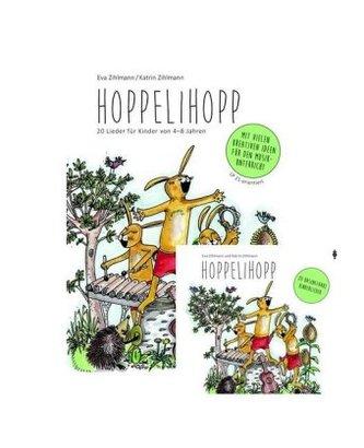 Hoppelihopp, m. 2 Audio-CDs