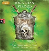 Lockwood & Co. - Das Grauenvolle Grab, 2 MP3-CDs