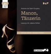 Manon, Tänzerin, 1 MP3-CD